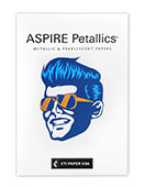 ASPIRE Petallics Swatchbook