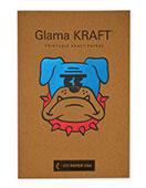 Glama Kraft Swatchbook