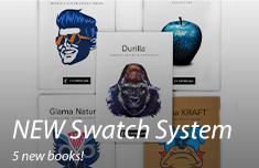 New Swatchbooks